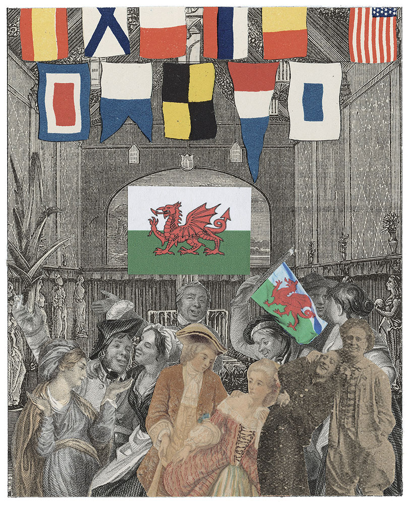 The Sailors' Arms by Sir Peter Blake